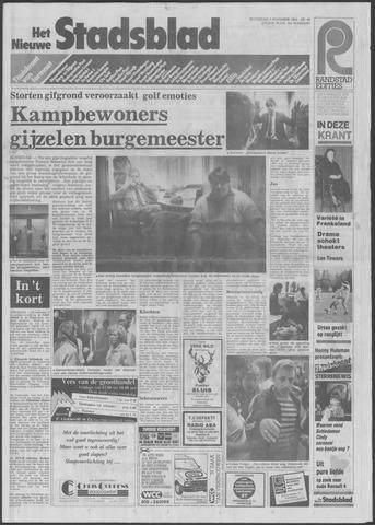 Het Nieuwe Stadsblad 1984-11-07