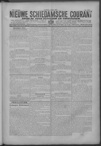 Nieuwe Schiedamsche Courant 1925-07-30