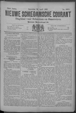 Nieuwe Schiedamsche Courant 1901-04-20