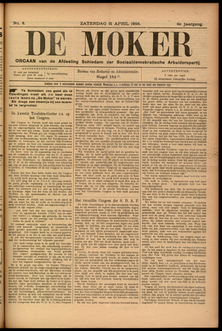 De Moker 1906-04-21