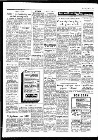 Rotterdamsch Parool / De Schiedammer 1955-05-18