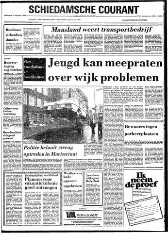 Rotterdamsch Nieuwsblad / Schiedamsche Courant / Rotterdams Dagblad / Waterweg / Algemeen Dagblad 1980-08-21