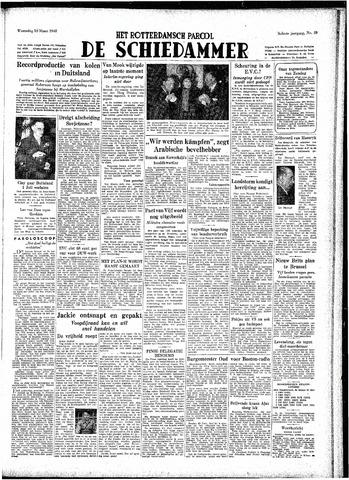Rotterdamsch Parool / De Schiedammer 1948-03-10