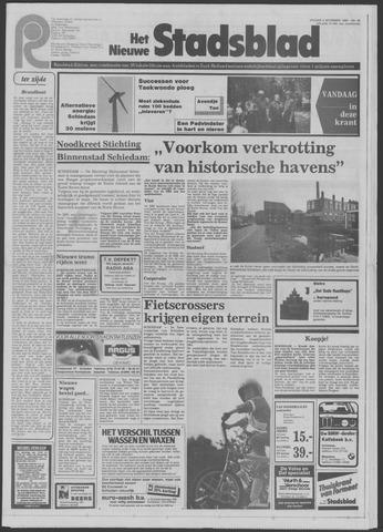 Het Nieuwe Stadsblad 1982-11-05