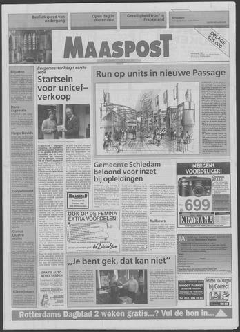 Maaspost / Maasstad / Maasstad Pers 1994-10-05
