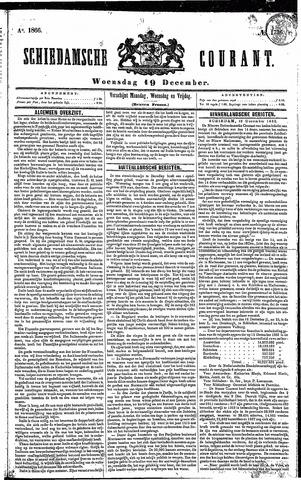 Schiedamsche Courant 1866-12-19