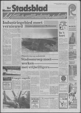 Het Nieuwe Stadsblad 1985-02-27