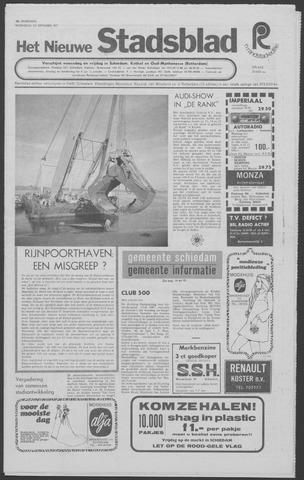 Het Nieuwe Stadsblad 1971-09-22