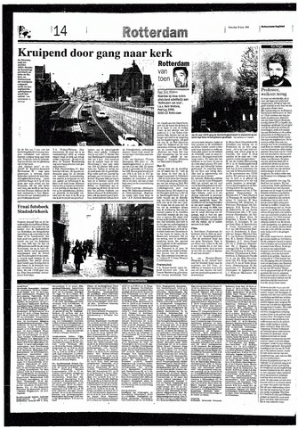 Rotterdamsch Nieuwsblad / Schiedamsche Courant / Rotterdams Dagblad / Waterweg / Algemeen Dagblad 1993-06-19