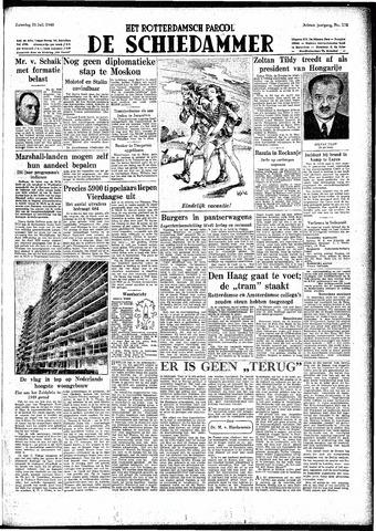 Rotterdamsch Parool / De Schiedammer 1948-07-31