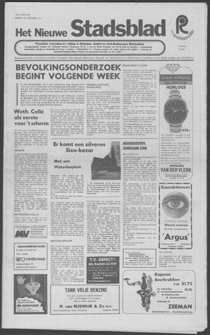 Het Nieuwe Stadsblad 1972-09-22