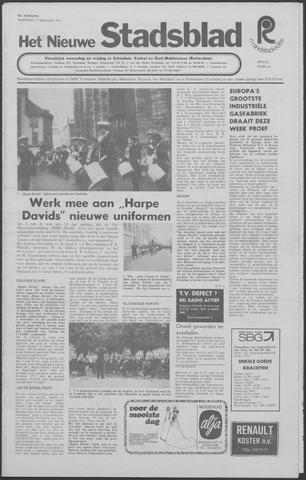 Het Nieuwe Stadsblad 1971-08-11