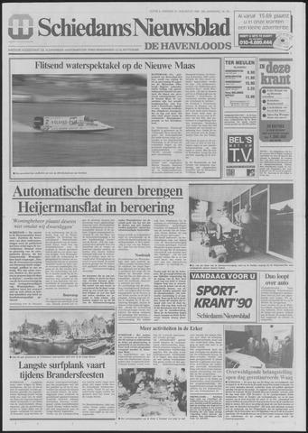 De Havenloods 1990-08-21
