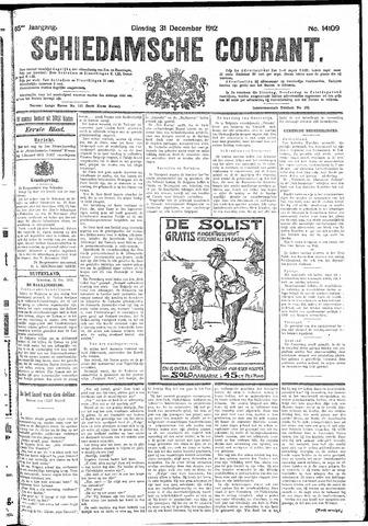 Schiedamsche Courant 1912-12-31