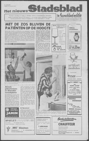 Het Nieuwe Stadsblad 1967-08-25