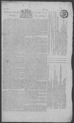 Rotterdamse Courant 1827-10-13