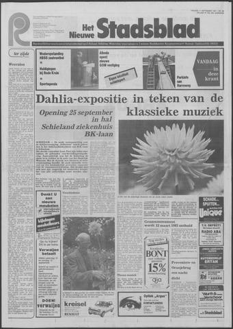 Het Nieuwe Stadsblad 1981-09-11