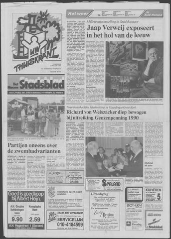 Het Nieuwe Stadsblad 1990-03-14