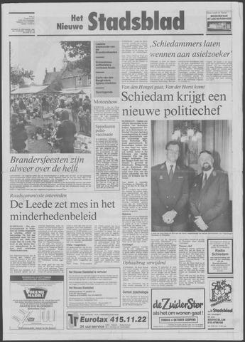 Het Nieuwe Stadsblad 1992-09-25