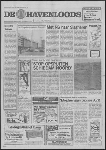 De Havenloods 1977-04-21