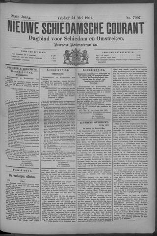 Nieuwe Schiedamsche Courant 1901-05-24