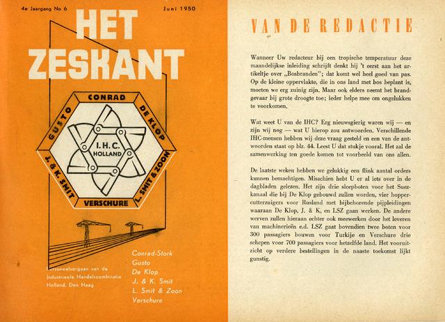 Het Zeskant 1950-06-01