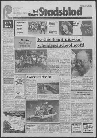 Het Nieuwe Stadsblad 1983-07-13