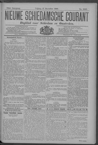 Nieuwe Schiedamsche Courant 1909-12-17