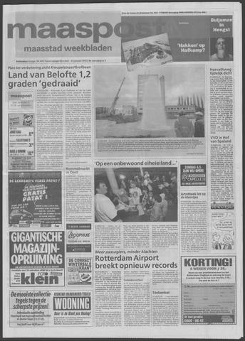 Maaspost / Maasstad / Maasstad Pers 2001-01-10