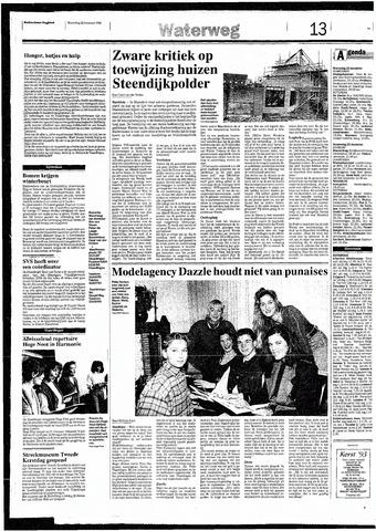Rotterdamsch Nieuwsblad / Schiedamsche Courant / Rotterdams Dagblad / Waterweg / Algemeen Dagblad 1993-12-22