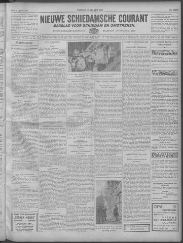 Nieuwe Schiedamsche Courant 1932-03-18