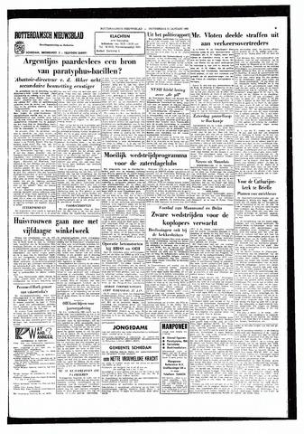 Rotterdamsch Nieuwsblad / Schiedamsche Courant / Rotterdams Dagblad / Waterweg / Algemeen Dagblad 1965-01-21