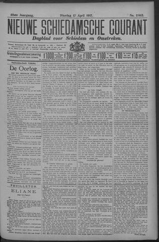 Nieuwe Schiedamsche Courant 1917-04-17