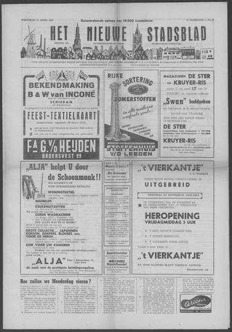 Het Nieuwe Stadsblad 1955-04-27