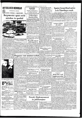 Rotterdamsch Nieuwsblad / Schiedamsche Courant / Rotterdams Dagblad / Waterweg / Algemeen Dagblad 1966-05-06
