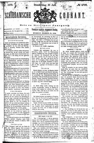 Schiedamsche Courant 1879-07-10