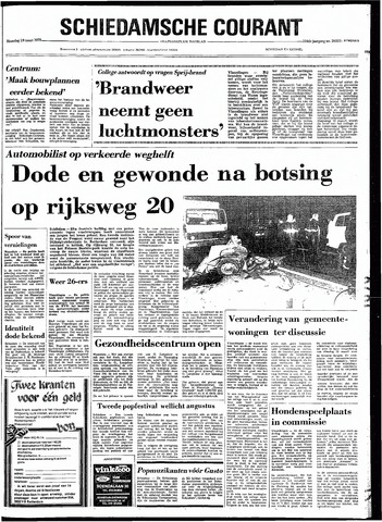 Rotterdamsch Nieuwsblad / Schiedamsche Courant / Rotterdams Dagblad / Waterweg / Algemeen Dagblad 1979-03-19