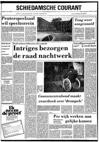 Rotterdamsch Nieuwsblad / Schiedamsche Courant / Rotterdams Dagblad / Waterweg / Algemeen Dagblad 1980-06-17