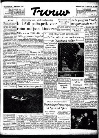Trouw / De Rotterdammer 1957-10-03