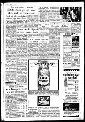 Rotterdamsch Parool / De Schiedammer 1961-01-26