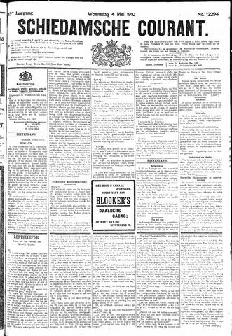 Schiedamsche Courant 1910-05-04
