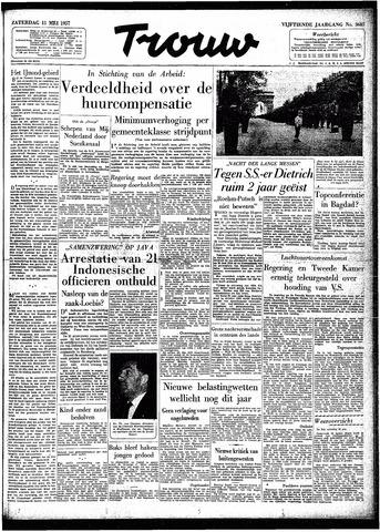 Trouw / De Rotterdammer 1957-05-11
