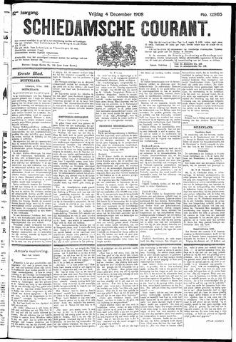 Schiedamsche Courant 1908-12-04