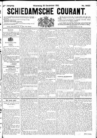 Schiedamsche Courant 1912-12-18