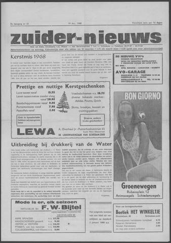 Zuider Nieuws 1968-12-19