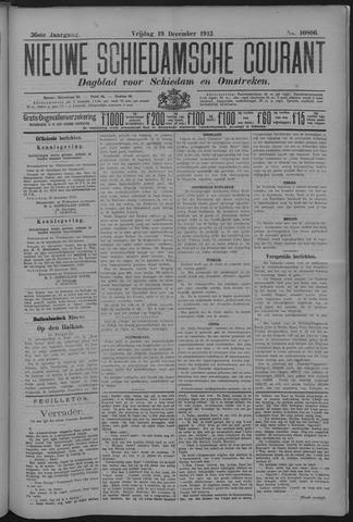 Nieuwe Schiedamsche Courant 1913-12-19