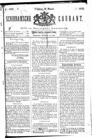 Schiedamsche Courant 1879-03-21