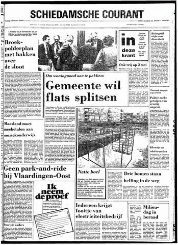 Rotterdamsch Nieuwsblad / Schiedamsche Courant / Rotterdams Dagblad / Waterweg / Algemeen Dagblad 1980-02-08