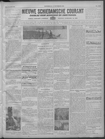 Nieuwe Schiedamsche Courant 1932-11-17
