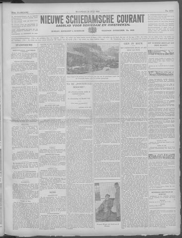 Nieuwe Schiedamsche Courant 1933-07-24